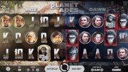Planet of the Apes Slot Screenshot