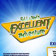 Bill and Teds Excellent Adventure logo
