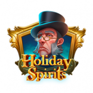 Holiday Spirits logo