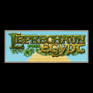 Leprechaun goes Egypt logo