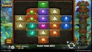 Aztec Bonanza Slot Screenshot
