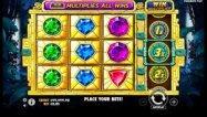 Aztec Gems Slot Screenshot