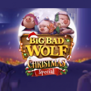 Big Bad Wolf Christmas Special logo