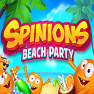 Spinions Beach Party logo