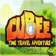 Cubee Time Travel Adventure logo