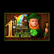 1st of the Irish logo