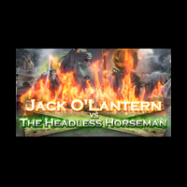 Jack O' Lantern Vs. The Headless Horseman logo