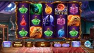 Myrtle the Witch Slot Screenshot