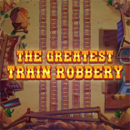 The Greatest Train Robbery logo