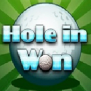 Hole in Won logo