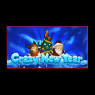 Crazy New Year logo