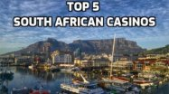 Top 5 South African casinos